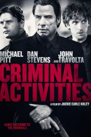 Criminal Activities (2015) Tamil Dubbed HD Movie