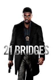 21 Bridges (2019) [Hindi + English] HD Movie