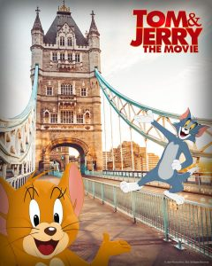 Tom and Jerry (2021) [Hindi + English] HD Movie